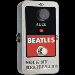 beatles guitar pedal