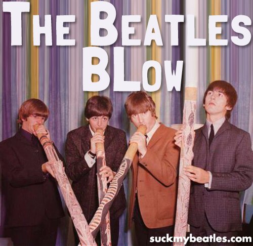 The beatles blow