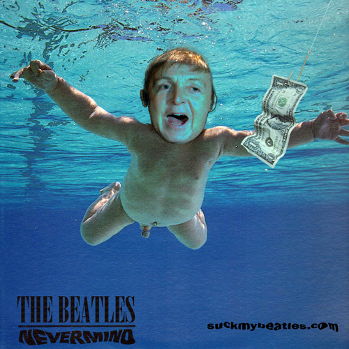 NEVERMIND the beatles